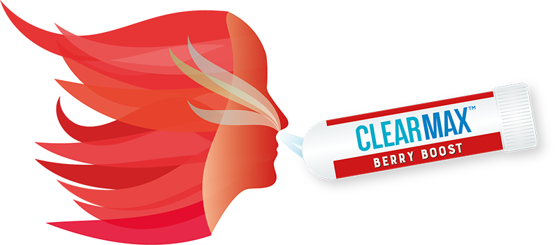 ClearMax Scents Berry Boost