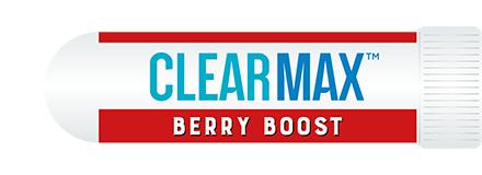 ClearMax Scents Berry Boost inhalator