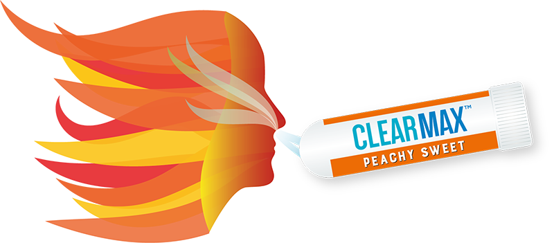 ClearMax Scents Peachy Sweet